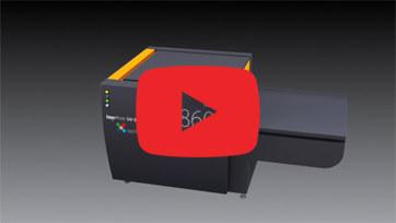 BasysPrint 860 series UV-Setter